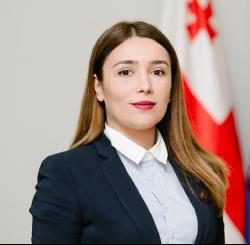 Ms. Nino Tandilashvili