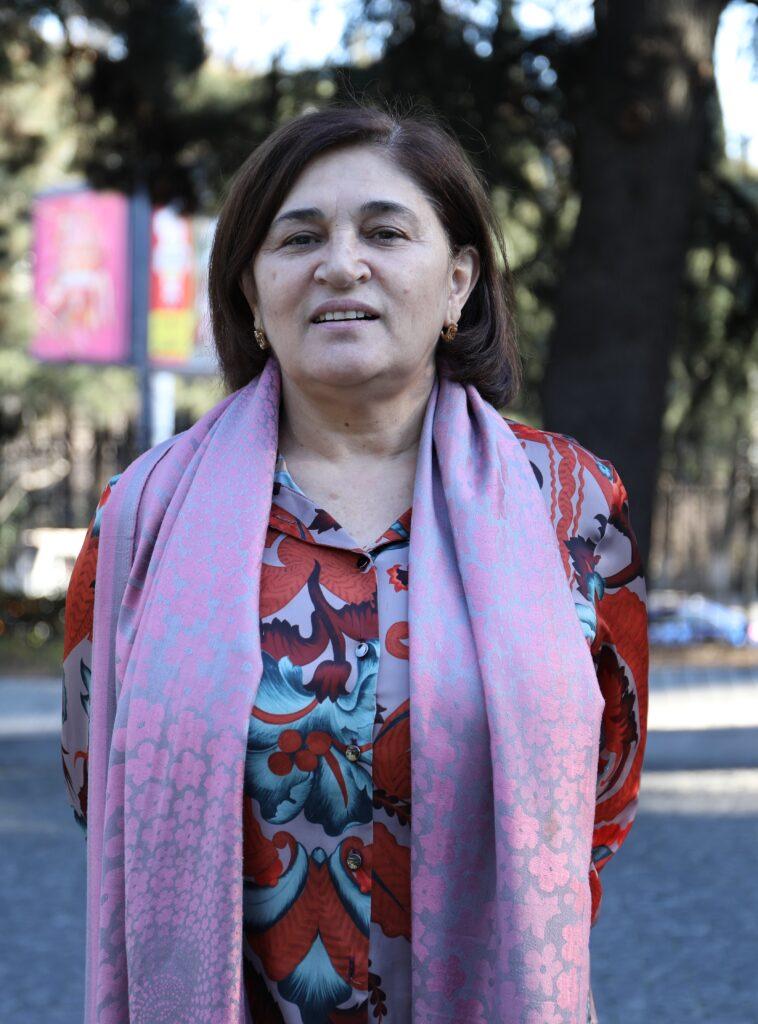 Ms. Dshkhuhi Sahakyan