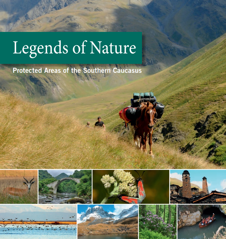 Legends of Nature – Protected Areas of the Southern Caucasus (Georgia) – German Version
