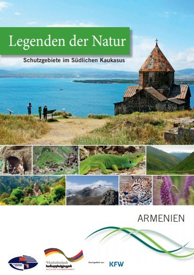 Legends of Nature – Protected Areas of the Southern Caucasus (Armenia) – German version