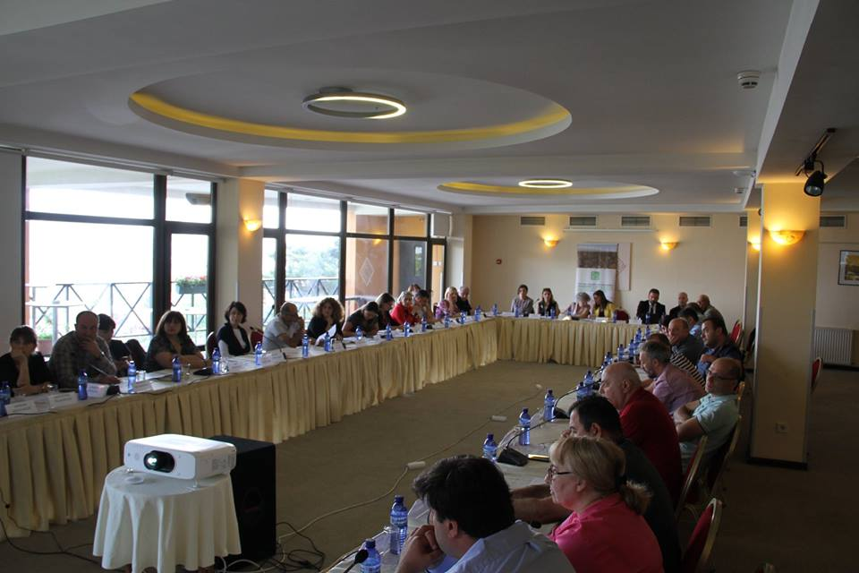 RECC Organized Expanded Steering Committee Meeting of the Project