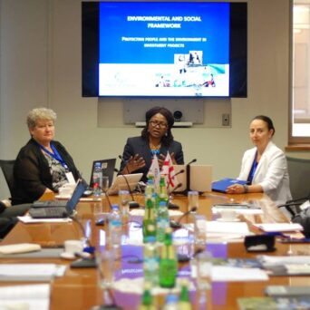 A Regional Workshop to Support the Implementation of the New World Bank Environmental and Social Framework (ESF) in Tbilisi