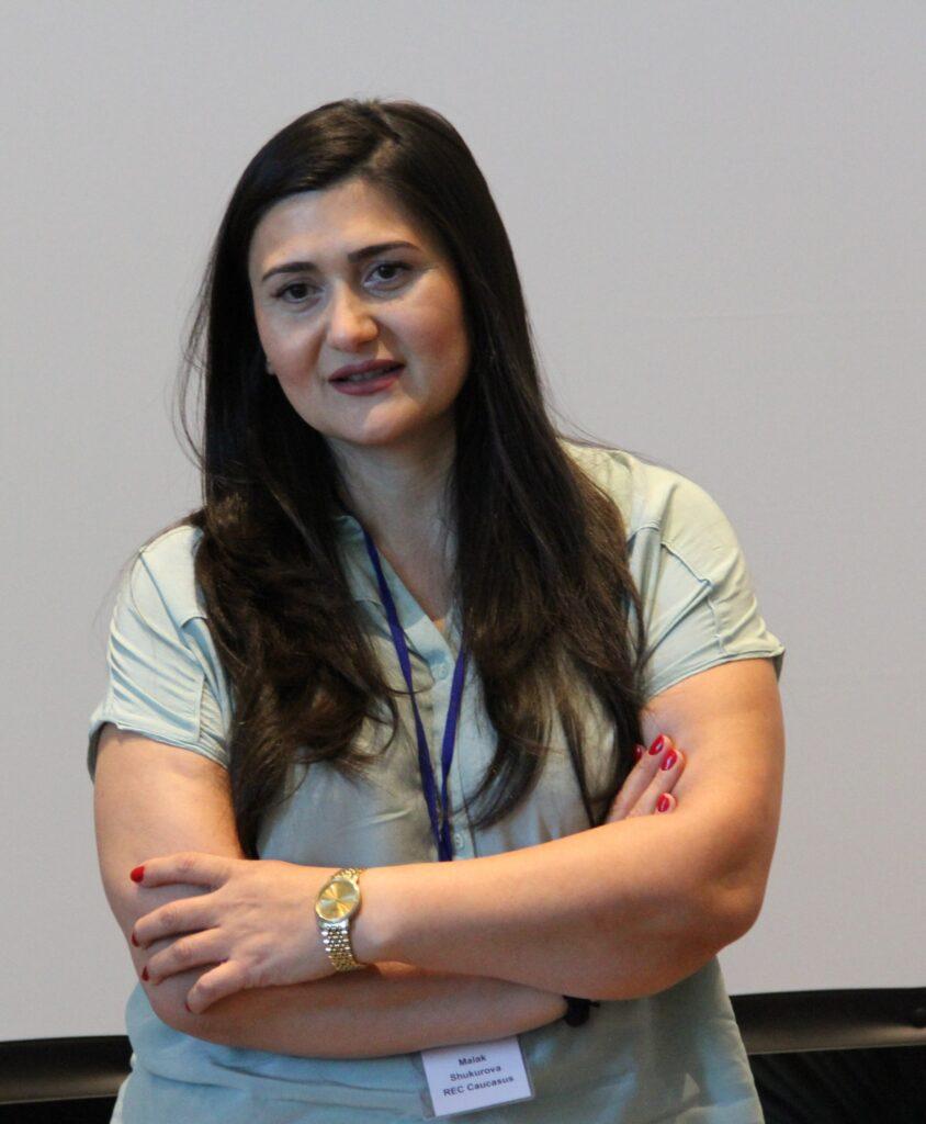 Malak Shukurova