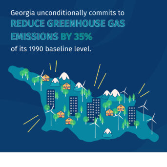 Nationally Determined Contributions (NDCs) – Georgia