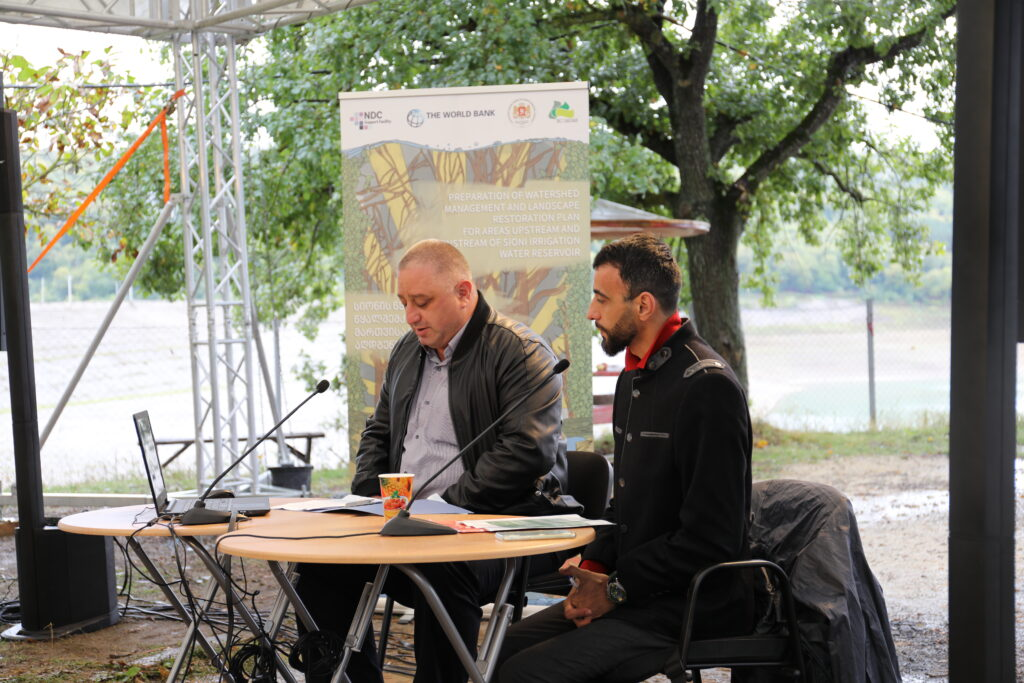 Georgia echoes UN Decade on Ecosystem Restoration  September 24th, 2021 – Sioni